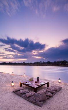 Luangwa River Camp - South Luangwa National Park, Zambia #zambia #travel #africa www.gotrippa.net
