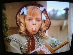 Nellie Oleson ... Little House On The Prairie