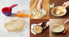 Secret Baking Hacks: Easy-as-Pie Ideas - It's time to tie on an apron, gather ingredients and use these tricks that will help you stir, roll and bake your way to the top.