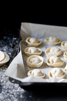 Dumplings | At Down Under | Viviane Perenyi