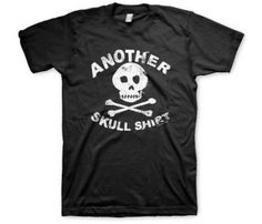 Another Skull T-Shirt