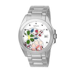 Reloj Drive Aluminio plateado con esfera bliss
