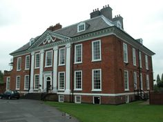 Eltham Lodge. Built by Hugh May in 1663-64 and now the Club House of the Royal Blackheath Golf Club.