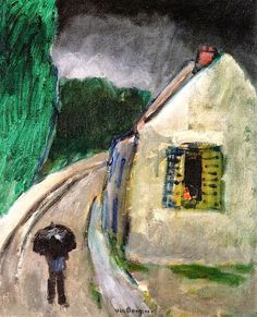 Kees van Dongen: En el origen del fauvismo - TrianartsTrianarts