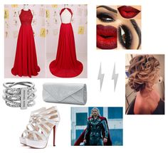 Prom/matric farewell outfit ideas!! This one is Thor-inspired!