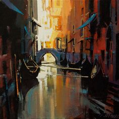 Venice Antiquity, by Michael O'Toole