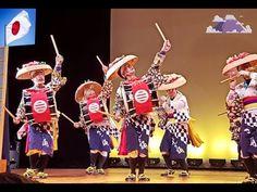 """Японский традиционный танец """"Одори"""""""