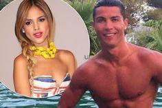 Cristiano Ronaldo and actress Eiza Gonzalez Ibiza relationship rumors