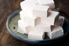Homemade marshmallows!