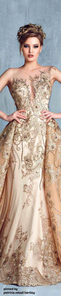 Tony Chaaya SS 2016 Couture