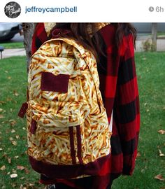 This backpack is beyond!!!