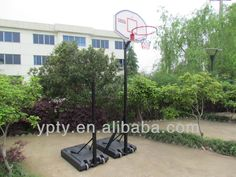 #Portable outdoor/indoor basketball stand, #movable basketball stand, #portable basketball hoop
