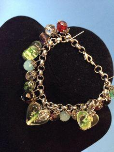cd3ba7251 Glass Fashion Bracelets | eBay. Sparkly JewelryCool ItemsRing NecklaceHeart CharmLilly  PulitzerTiffanyLily Pulitzer