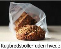Rugbrødsboller uden hvede | Smag dig frem