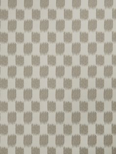 Ikat check pattern 02604 in Dove Gray from the Jaclyn Smith Home - Volume III collection for Trend.