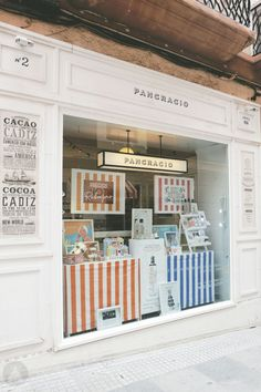 Chocolates Pancracio Shop, Cádiz. Spain