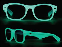 Converse Glow-In-The-Dark sunglasses | Eye Glamour