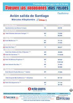 2ªEdición Las vacaciones mas felices. Hoteles en Menorca salidas desde Santiago de Compostela - http://zocotours.com/2aedicion-las-vacaciones-mas-felices-hoteles-en-menorca-salidas-desde-santiago-de-compostela-2/
