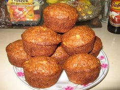 Tomek gotuje: Muffiny jabłkowo-cynamonowe / Tom cooks: Apple and cinnamon muffins