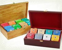 Tea Chests: 5 Last Minute Holiday Gift Ideas for Friends