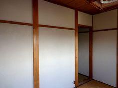 和室壁を「珪藻土」でリフォーム。