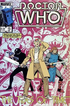 Doctor Who Marvel Copper Age Horror & Sci-Fi Comics Cosmic Comics, Sci Fi Comics, Marvel Comic Books, Comic Books Art, Comic Art, Book Cover Art, Comic Book Covers, Book Art, Kickass Comic
