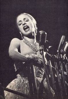 the life and power of evita peron in argentina The legacy of juan peron of making every citizen's life more fulfilling by 1947, argentina had launched its million for twenty-two power plants.