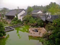 Four Seasons Hangzhou by the West Lake, China.