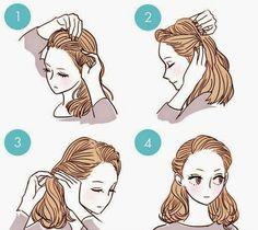 #HairstyleTutorial