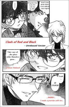 Conan Edogawa|Subaru Okiya|Ai Haibara i love it !!!