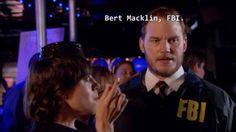 Bert Macklin and Janet Snakehole forever. Parks N Rec, Parks And Recreation, Janet Snakehole, Andy And April, Pawnee Goddess, Andy Dwyer, Love Park, Aubrey Plaza, Party Rock