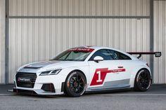 한국타이어,Tire,Hankooktire, The cars in the Audi Sport TT Cup will compete on size 260/660 R 18 Ventus Race slick and rain tyres