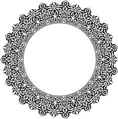Ornamented Circle