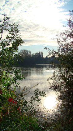 La loire (Loire river in France)