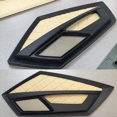 custom door panels inserts fiiberglass router work modern chevelle maybe