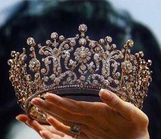 Princess quinceanera crown.
