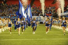Go Panthers! Slideshow: Kickoff 2012 — Georgia State University
