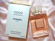 Coco Mademoiselle By Chanel Coco Chanel Mademoiselle, Perfume Chanel, Perfume Glamour, Perfume Store, Perfume Bottles, Perfume Carolina Herrera, Perfume Fahrenheit, Perfume Invictus, Fragrance