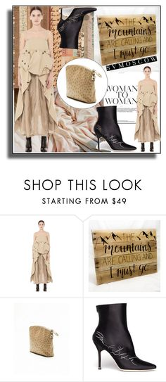 """""""svmoscow"""" by k-lole ❤ liked on Polyvore featuring Maison Margiela, Golden Goose and Vetements"""