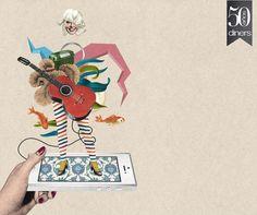 Música: El futuro de la música Playing Cards, Diners, Twitter, Future Tense, Cards, Dining Rooms