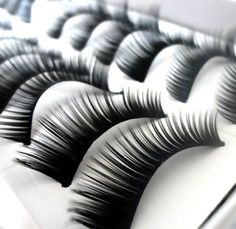 Lashes for the day !