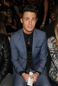 Pin for Later: 28 Instances in Which Colton Haynes's Beauty Was Borderline Painful This Smolder