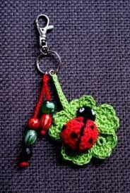 ideas for crochet keychain amigurumi Crochet Amigurumi, Crochet Toys, Knit Crochet, Crochet Motifs, Crochet Patterns, Crochet Ideas, Crochet Keychain Pattern, Confection Au Crochet, Crochet Gifts