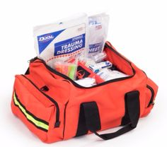 The EMI Pro Response II Medical Trauma Bag has everything you need to handle the most serious medical and trauma emergencies. Trauma, Baby Car Seats, No Response, Diaper Bag, Dressing, Medical, Bags, Homesteading, Handle