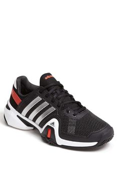 Adidas adidas 'adiPower Barricade 8' Tennis Shoe (Men) | mens tennis shoes | athletic | sports | tennis | menswear | mens style | mens fashion | wantering http://www.wantering.com/mens-clothing-item/adidas-adipower-barricade-8-tennis-shoe-men/af4CU/