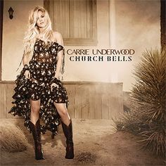 Carrie Underwood Church Bells single cover
