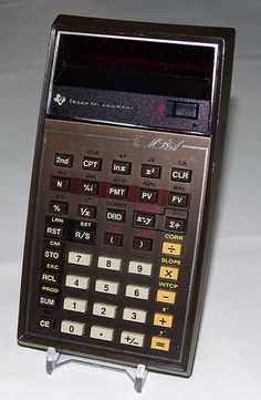 Feb   First Scientific HandHeld Calculator The Hp Is
