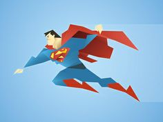 superman different style