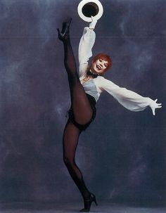Shirley MacLaine by Gordon Munro, Photo courtesy of National Portrait Gallery, Smithsonian Institution; gift of Poster America Shall We Dance, Lets Dance, Tap Dance, Julie Christie, Burlesque, Bob Fosse, Katharine Ross, Paris Opera Ballet, Ballerina Project