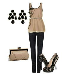 2. Date night: this outfit is very cute. It's a perfect outfit to wear on a date. It can be worn on a summer night since it is sleeveless.